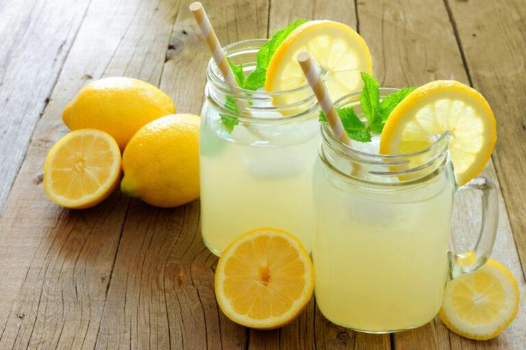 Homemade Lemonade | Taste Lincolnshire