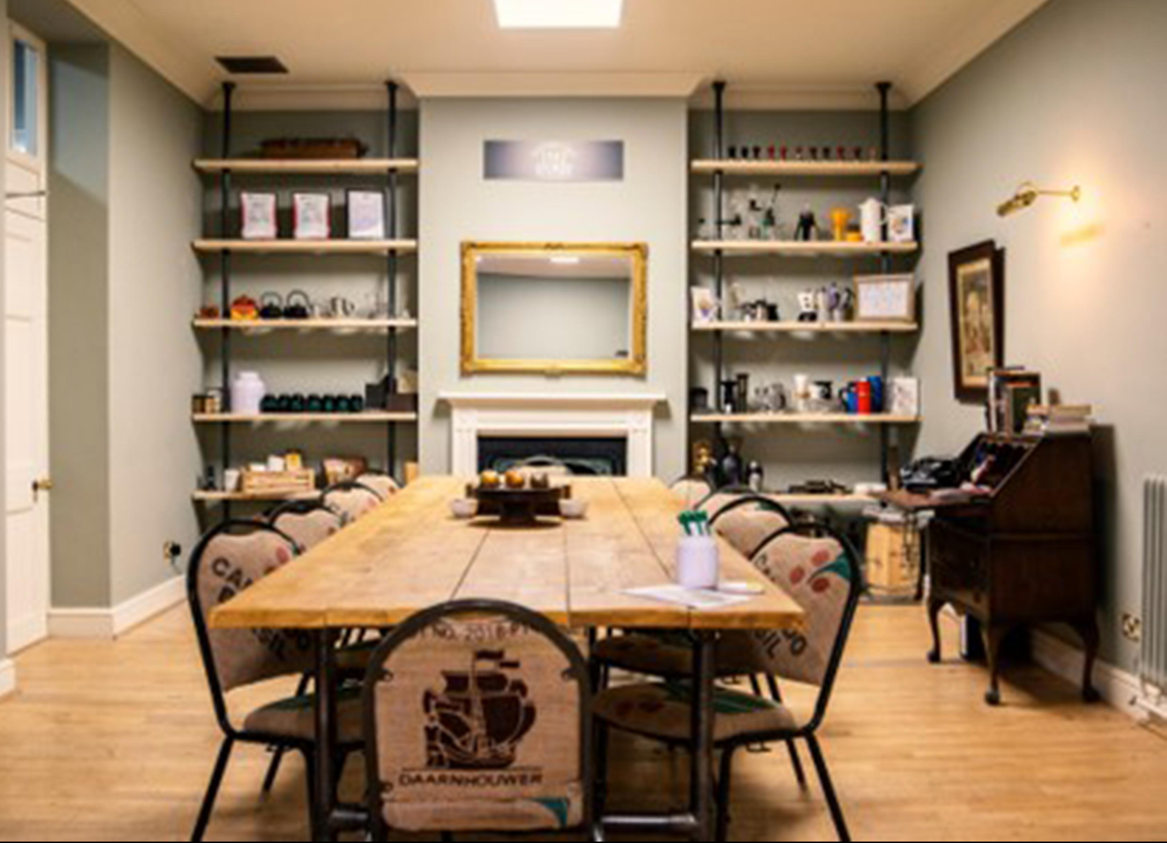 Barista Training Room