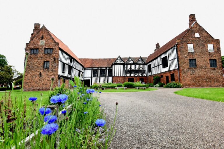 Mayflower 400 Exhibition at Gainsborough Old Hall, West Lindsey