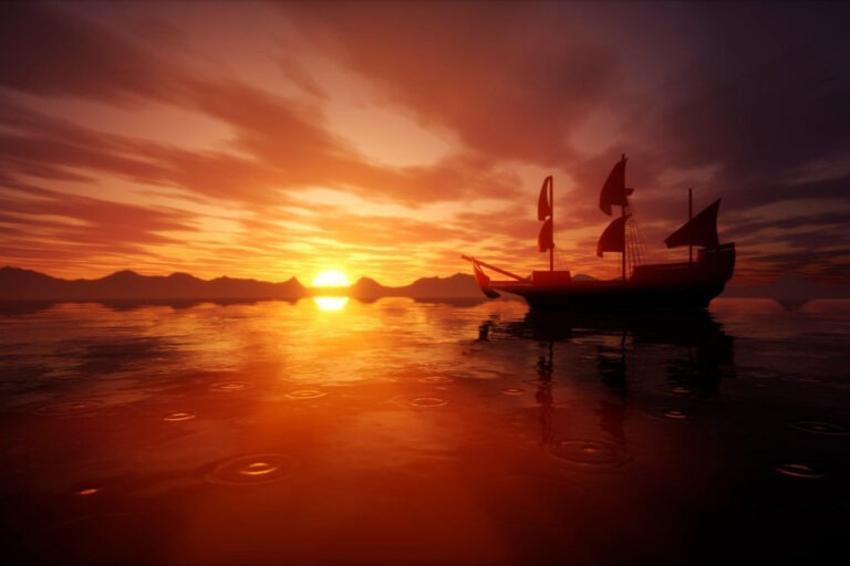 Mayflower Reflections