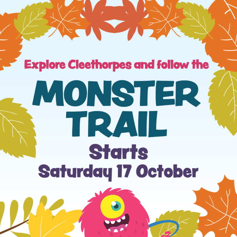 Monster Trail Cleethorpes