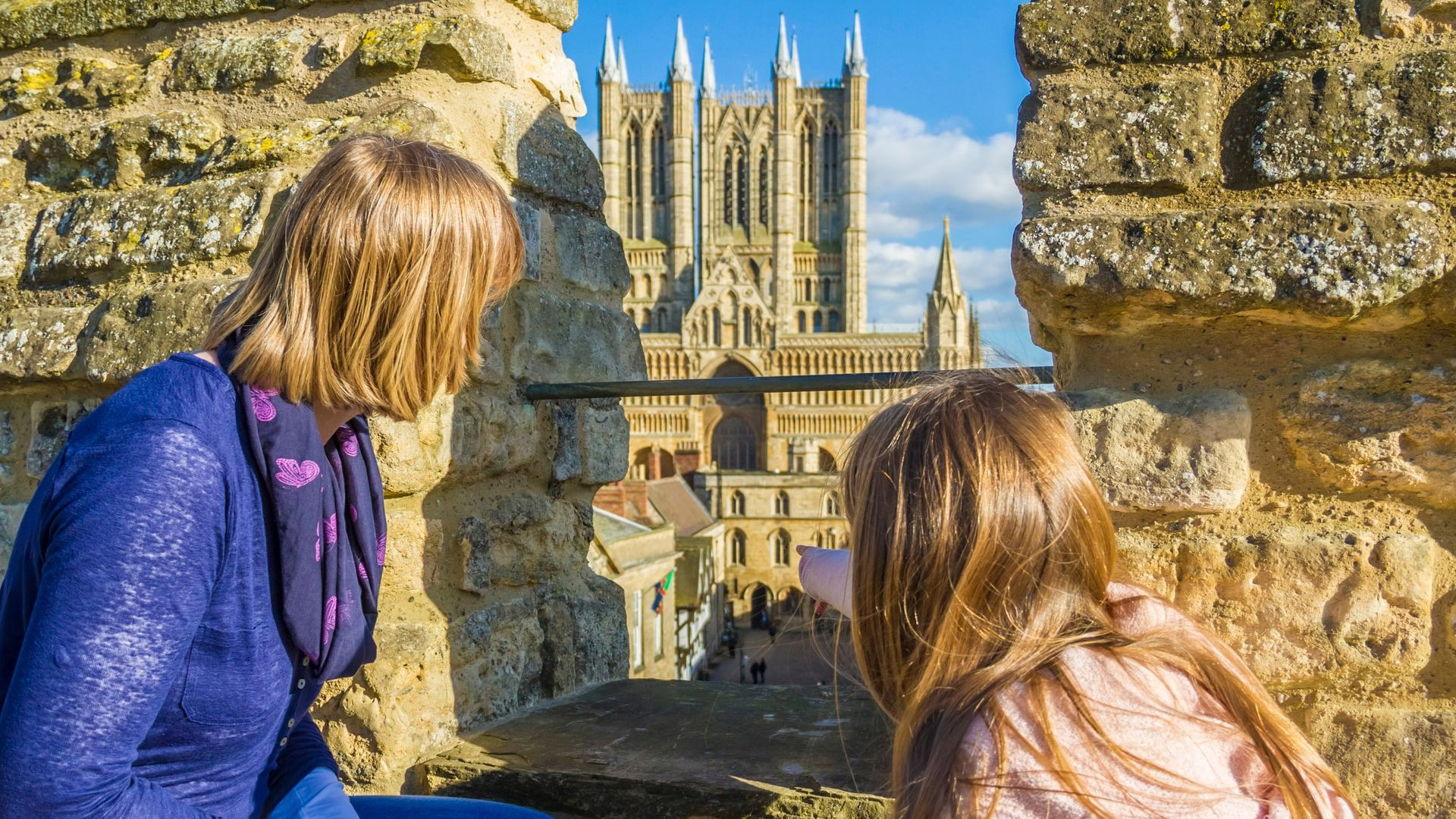 Lincoln Castle Heritage Days Out