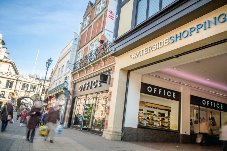 Lincoln High Street Retailers