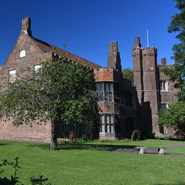 Gainsborough Old Hall Grounds