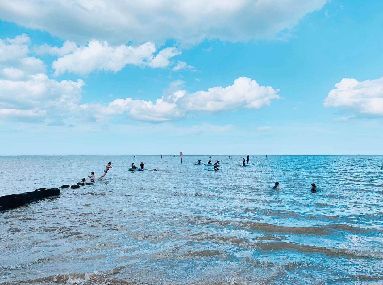 Cleethorpes Sea