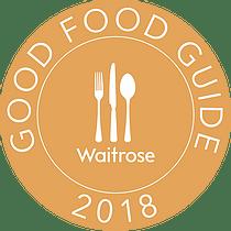 Good Food Guide Waitrose 2018