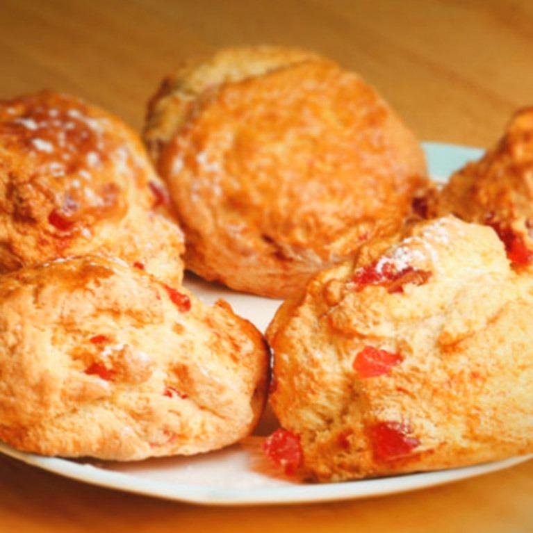sunnyside scone