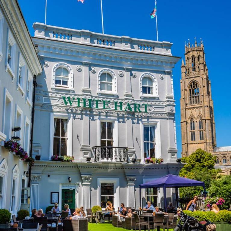 White Hart Royal Hotel