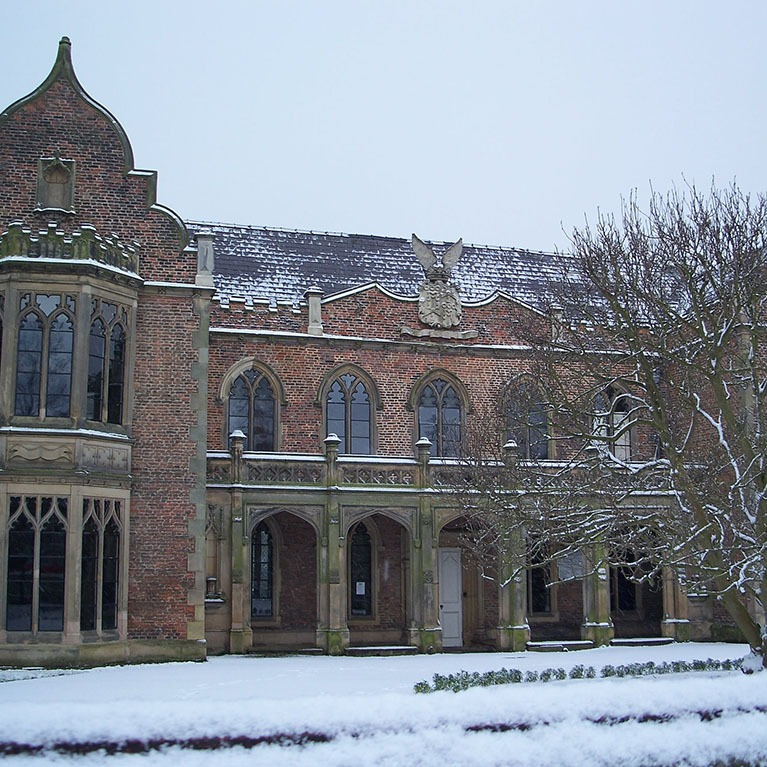 ayscoughfee hall