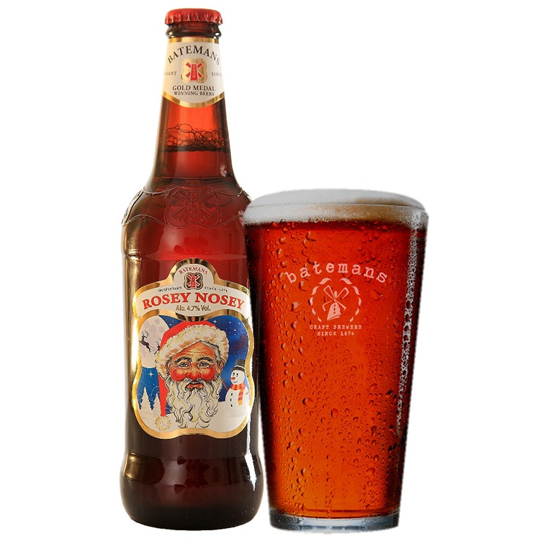 Bateman's Brewery