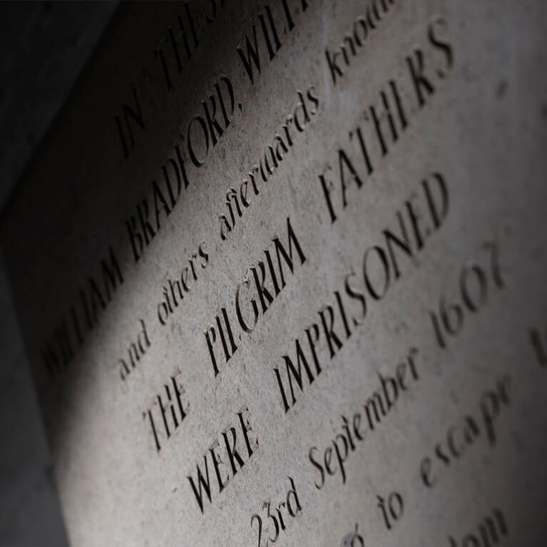 Boston Guildhall Pilgrim Cells