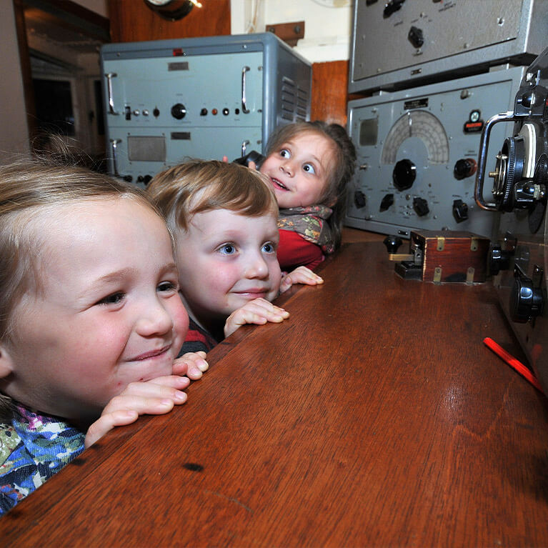 Education at Grimsby Fishing Heritage