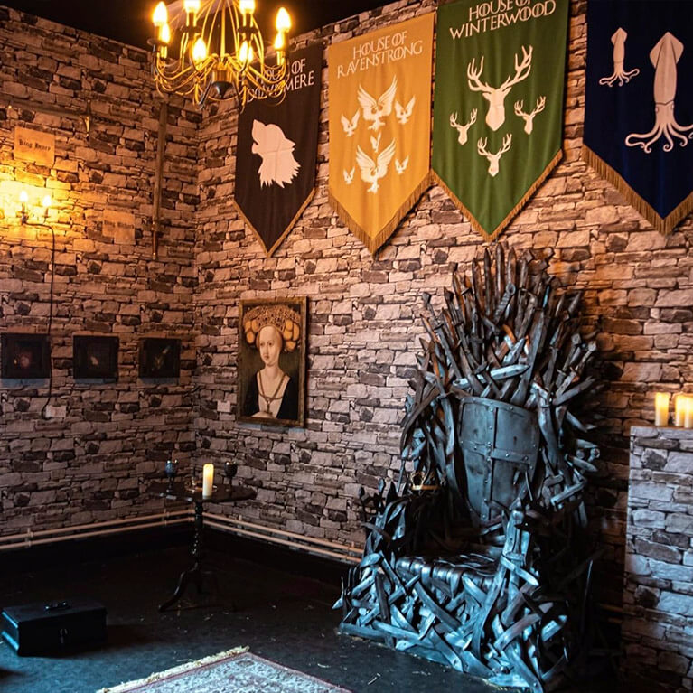 Game of Thrones Escape Room
