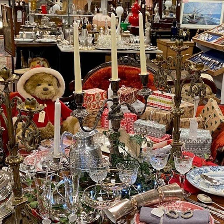St. Martins Antiques Centre