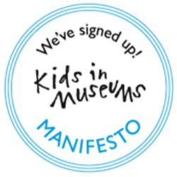 Kids in museums manifesto