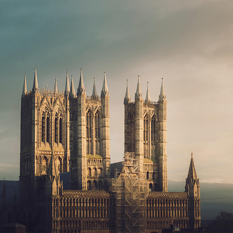 Atmospheric Lincoln Cathedral