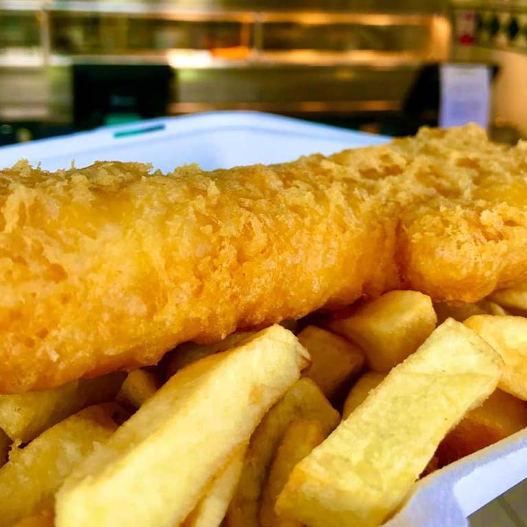 Linford's Fish and Chips