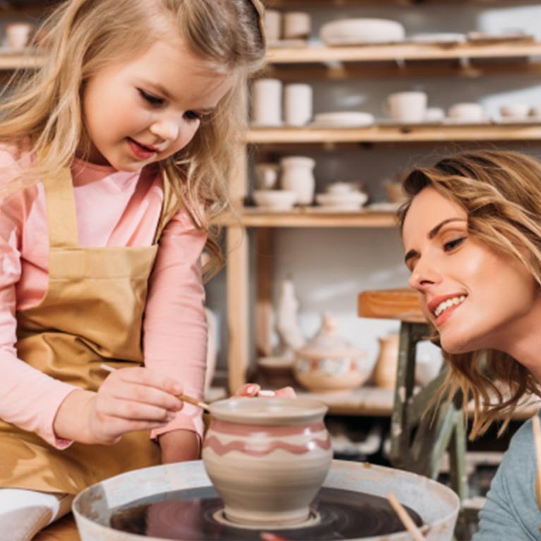 The Little Pottery Studio