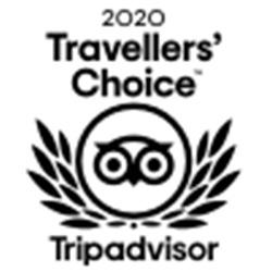 2020 Travellers' Choice Tripadvisor