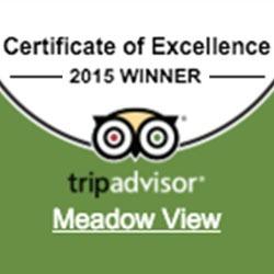 Tripadvisor Certificate of Excellence 2015 Winner