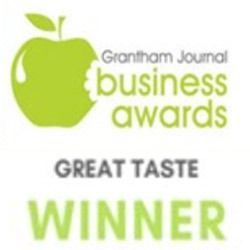 Grantham Journal Business Awards Great Taste Winner