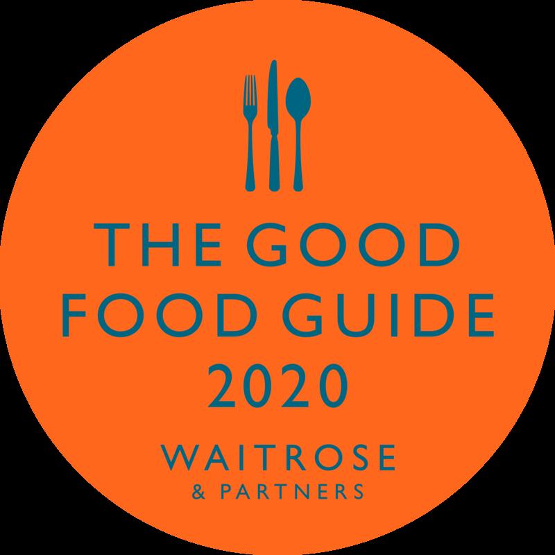 The Good Food Guide 2020 Waitrose