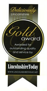 Lincolnshire Today Gold Award
