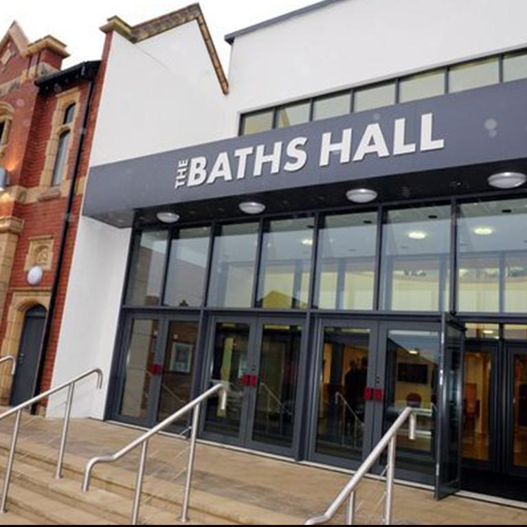 Baths Hall