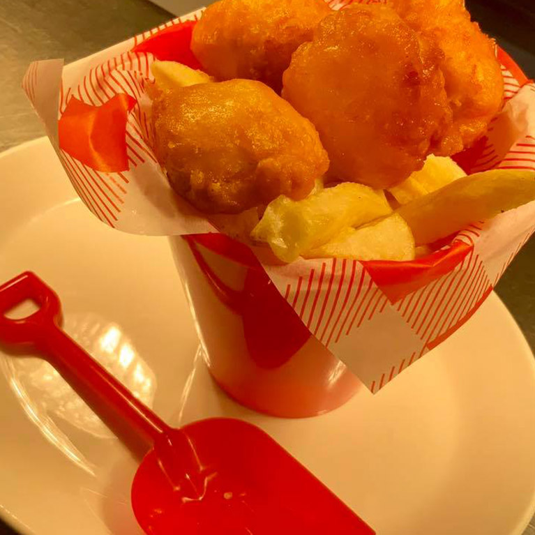 Hussey's Fish and Chips