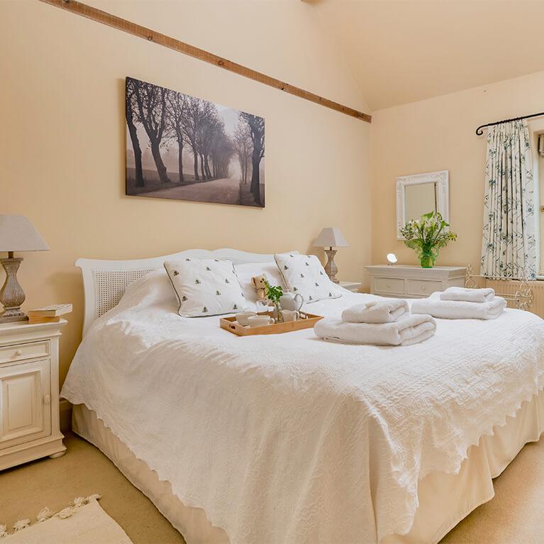 Little Walk Cottage Bedroom