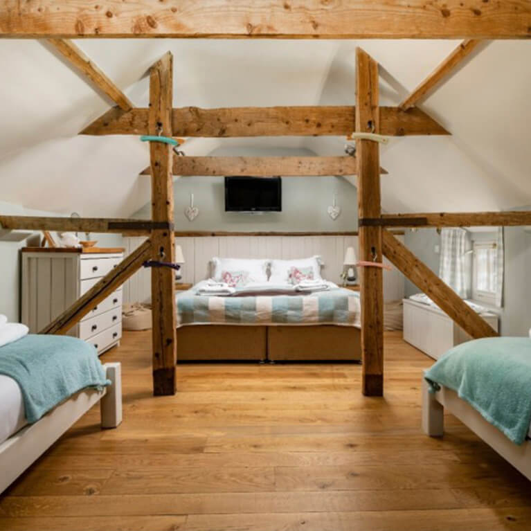 Marris Barn Bedroom