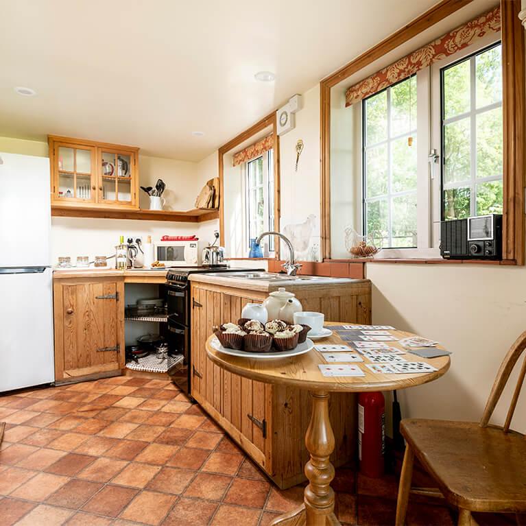 Marris Cottage Kitchen