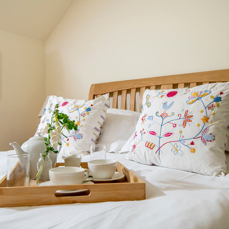 Marris Cottage Bedroom