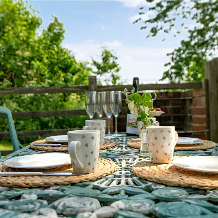 Marris Cottage Outdoor Space