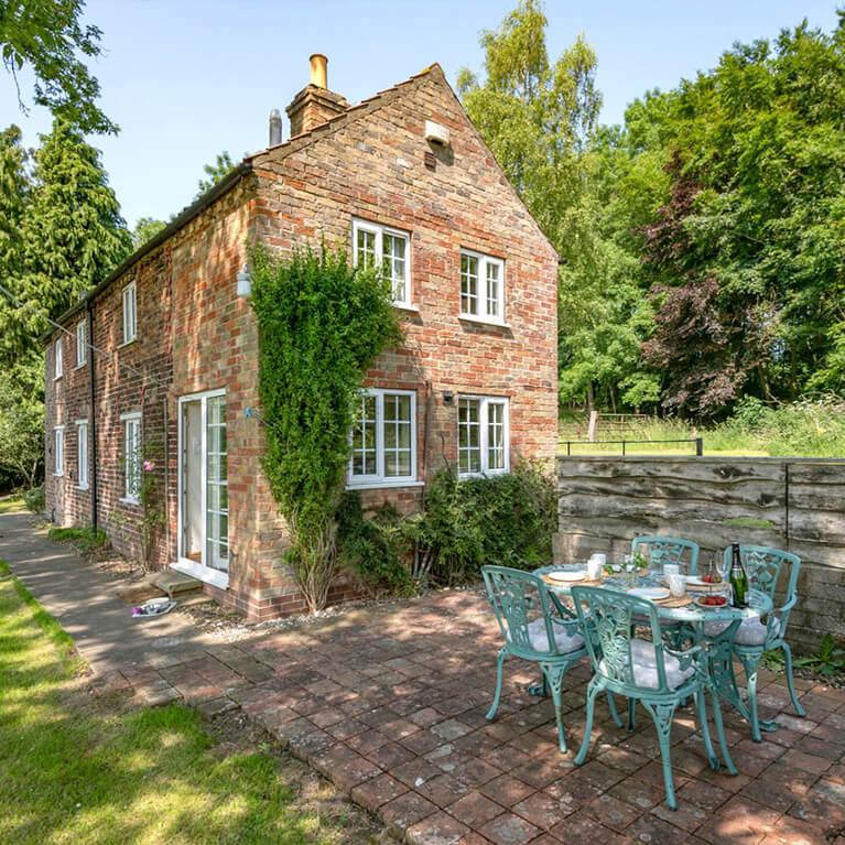 Marris Cottage Exterior
