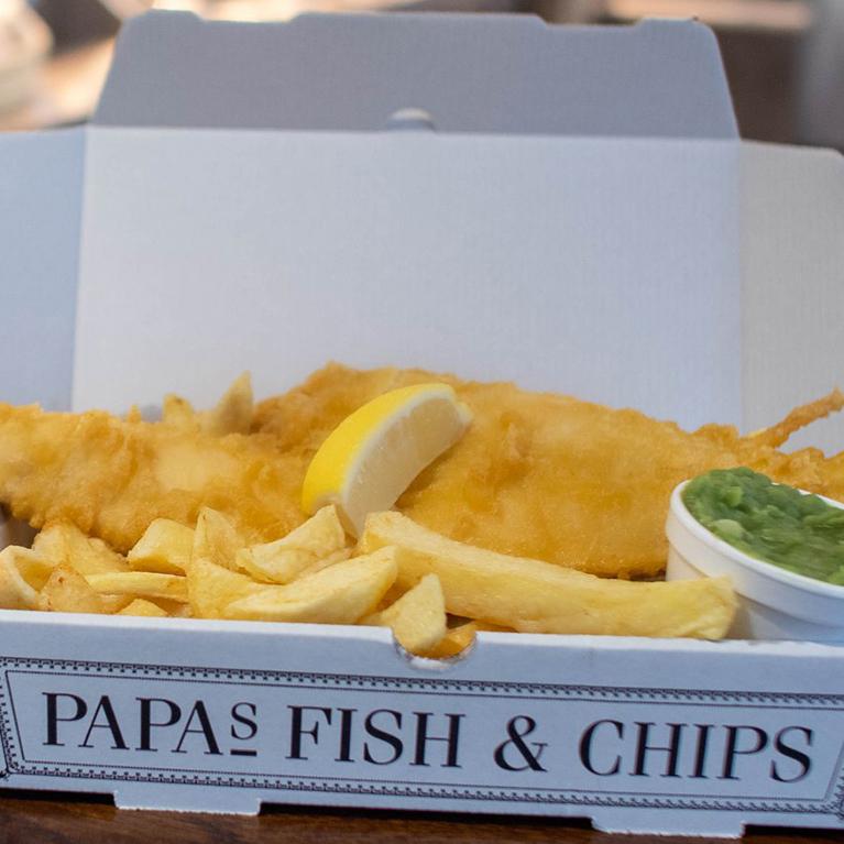 Papa's Fish and Chips