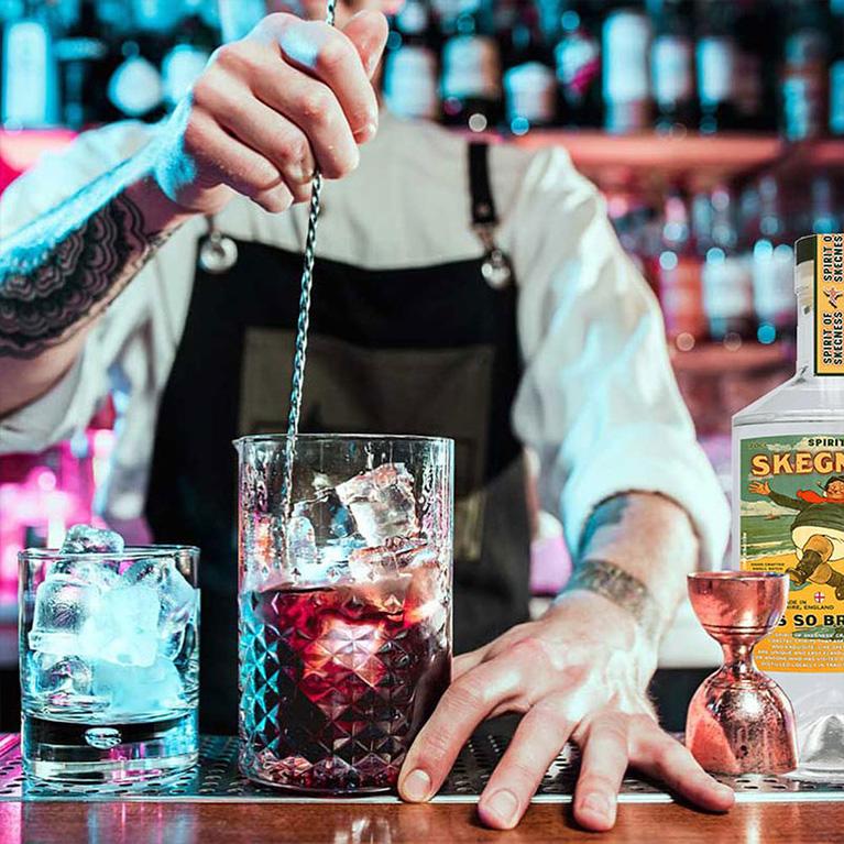 Spirit of Skegness Gin