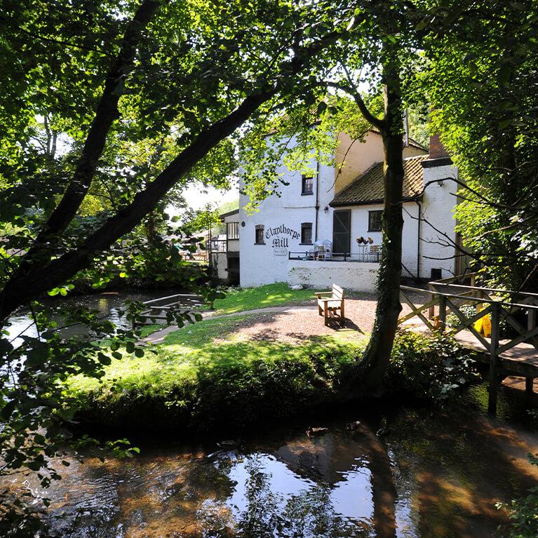 Claythorpe Watermill