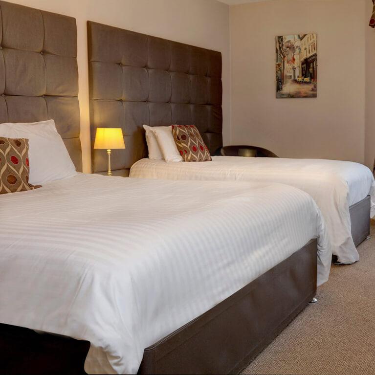 Kenwick Park Hotel Room