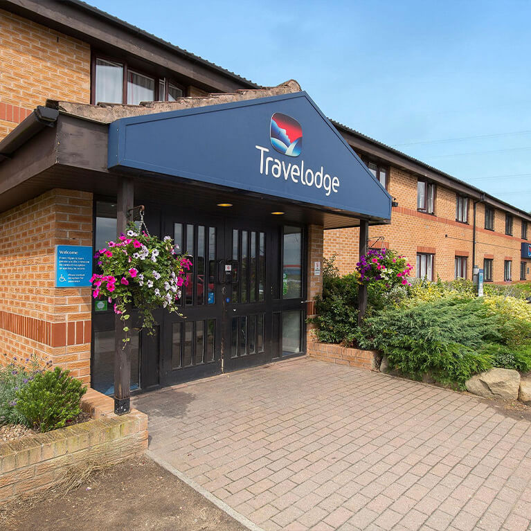 Thorpe on the Hill Travelodge