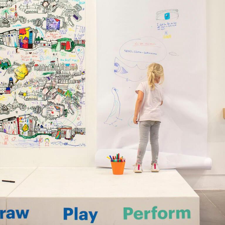 The Hub Children's Activities