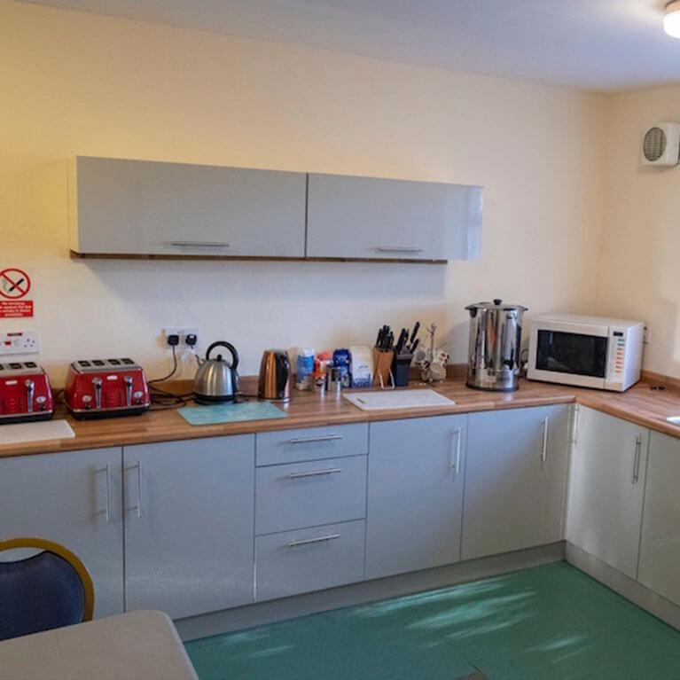 The Viking Centre Kitchen Facilities