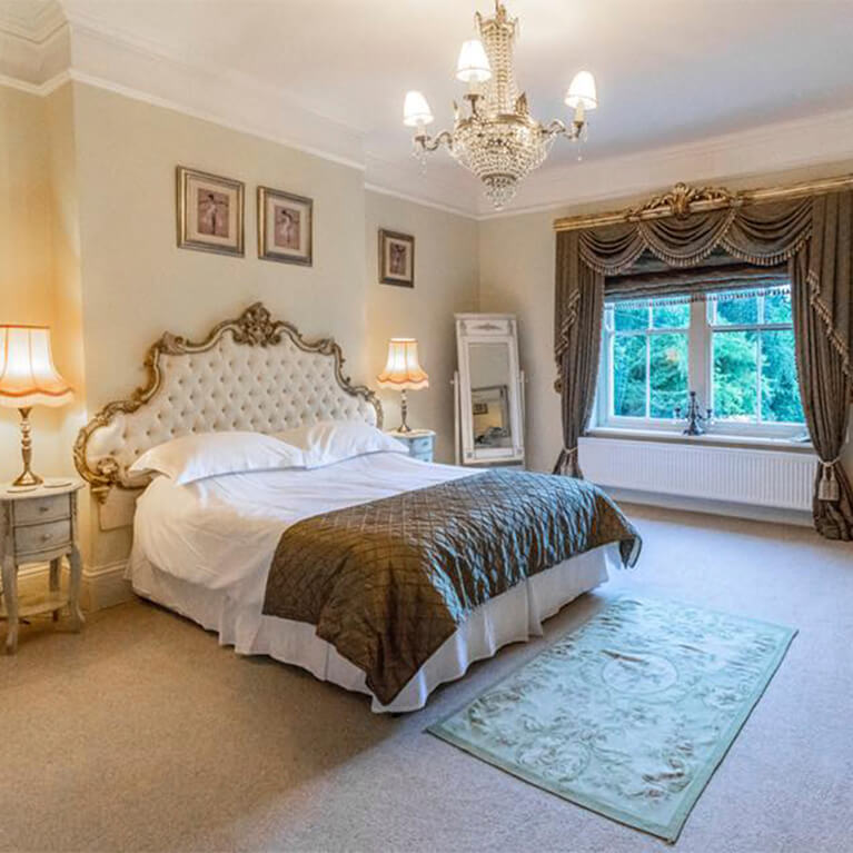 Stamford Farmhouse Bedroom