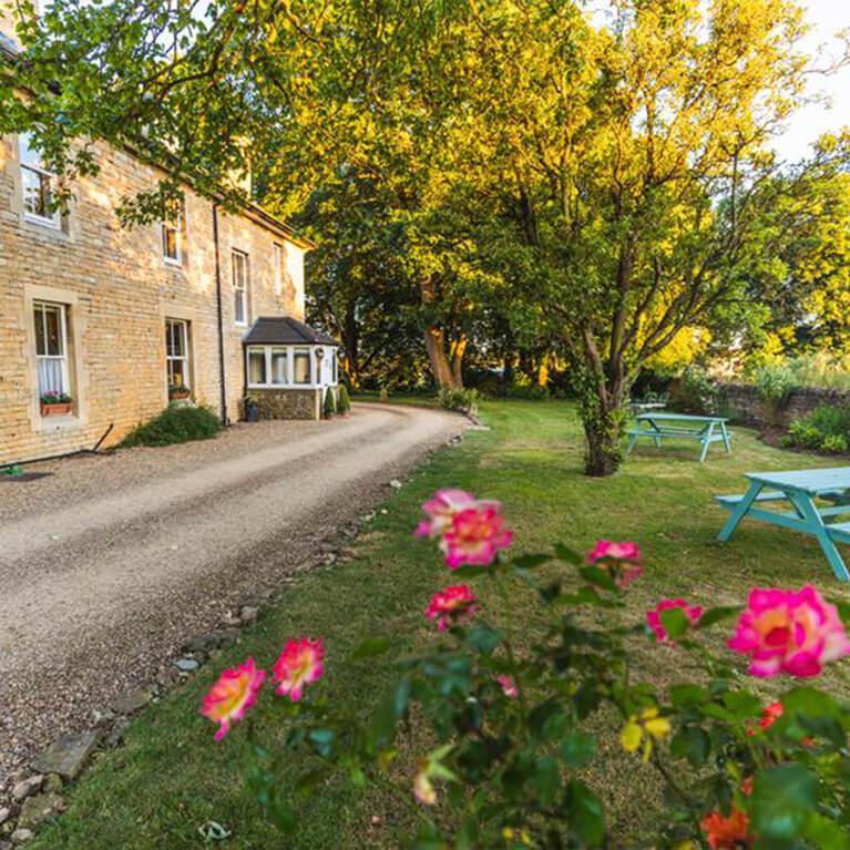Stamford Farmhouse Garden