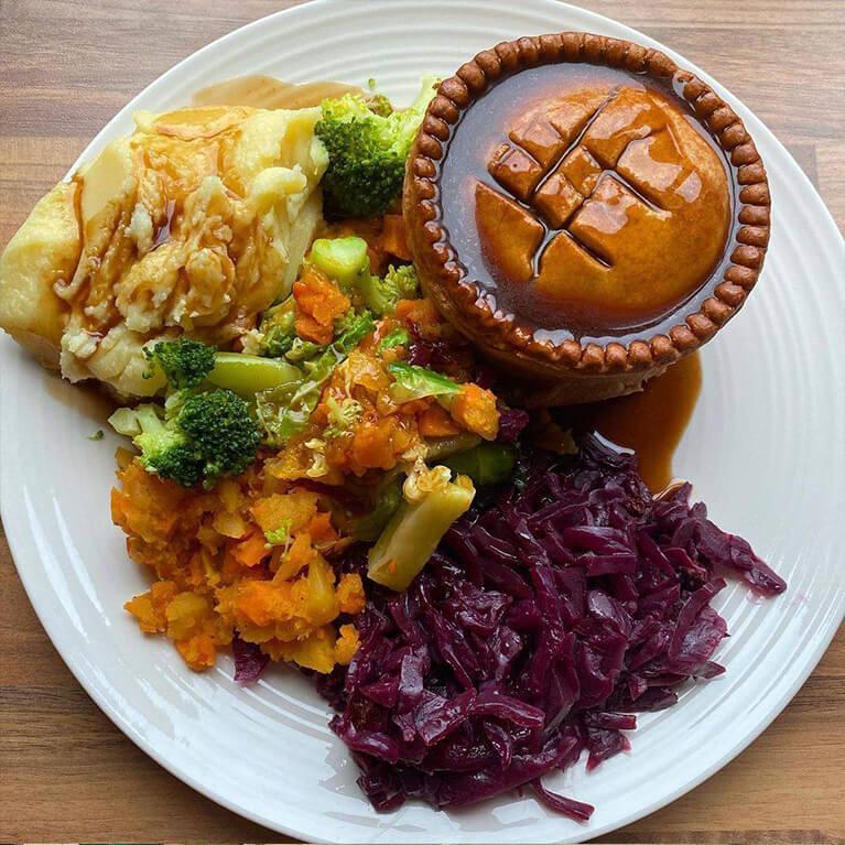 Brown's Pie Shop Pie
