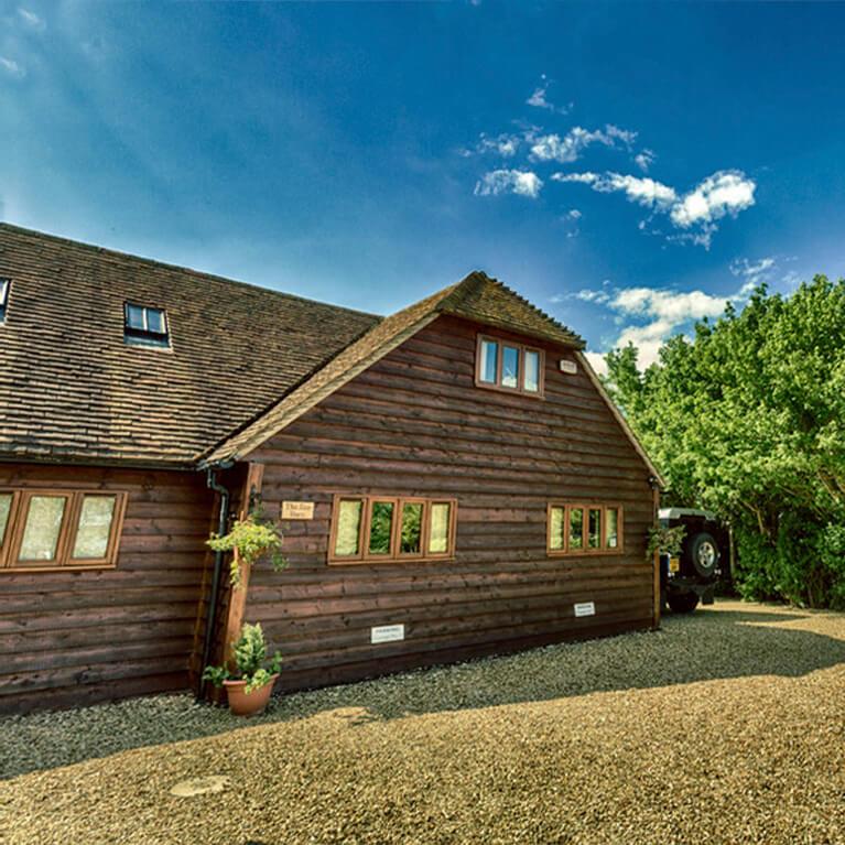 The Eco Barn