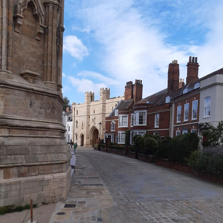 Lincoln Guided Tours Cathedral Quarter