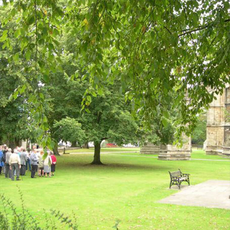 Lincoln Guided Tours Cathedral