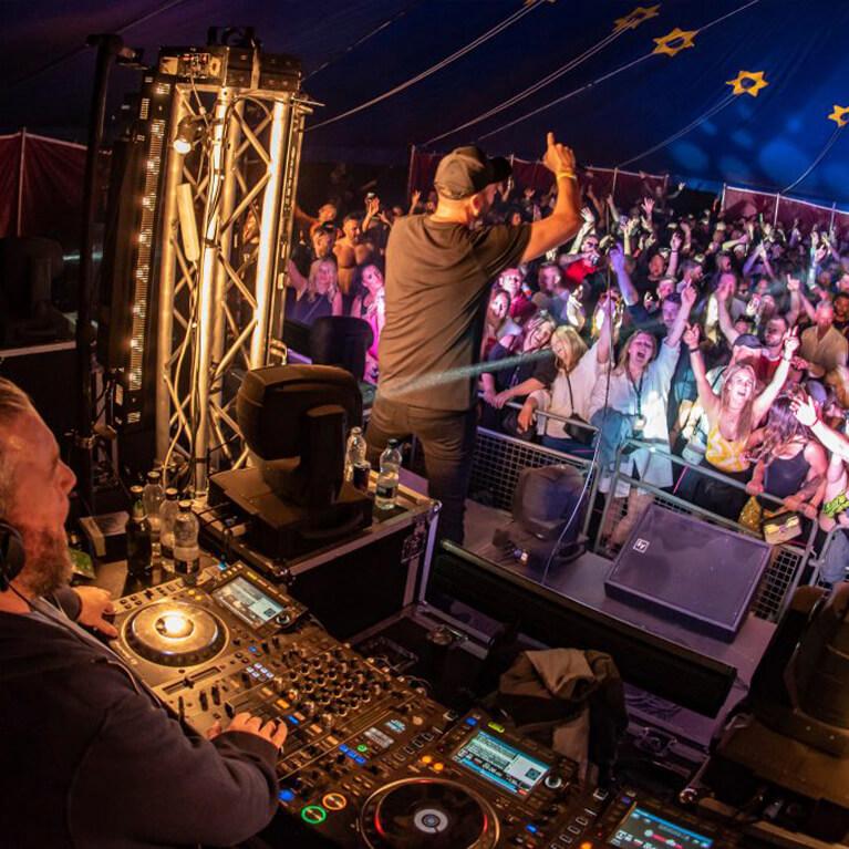 Meridian Showground DJ