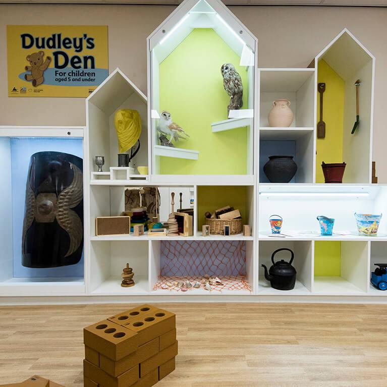 Dudley's Den